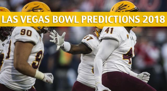 Arizona State Sun Devils vs Fresno State Bulldogs Predictions, Picks, Odds, and Betting Preview – Mitsubishi Motors Las Vegas Bowl – December 15 2018