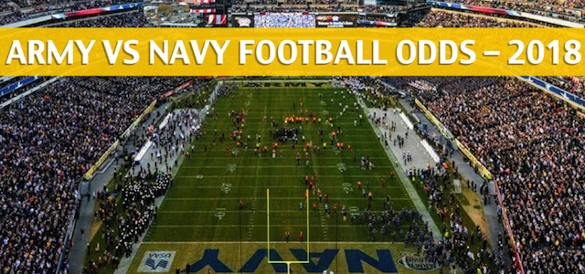 Army Knights vs Navy Midshipmen Predictions, Picks, Odds and NCAA Football Betting Preview – December 8 2018
