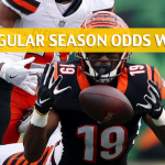 Cincinnati Bengals vs Cleveland Browns Predictions, Picks, Odds and Betting Preview - NFL Week 16 - December 23 2018