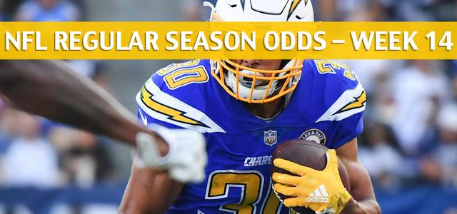 Cincinnati Bengals vs Los Angeles Chargers Predictions, Picks, Odds, and Betting Preview – NFL Week 14 – December 9 2018