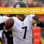 Cincinnati Bengals vs Pittsburgh Steelers Predictions, Picks, Odds and Betting Preview - NFL Week 17 - December 30 2018