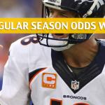 Denver Broncos vs Oakland Raiders Predictions, Picks, Odds and Betting Preview - NFL Week 16 - December 24 2018