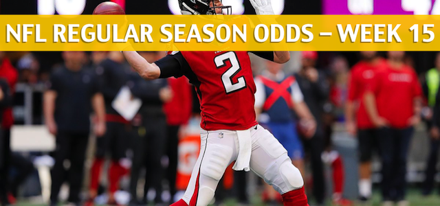 Arizona Cardinals vs Atlanta Falcons Predictions, Picks, Odds, and Betting Preview – NFL Week 15 – December 16 2018