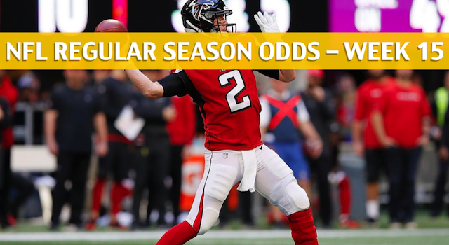 Arizona Cardinals vs Atlanta Falcons Predictions, Picks, Odds, and Betting Preview – NFL Week 15 – December 16 2018