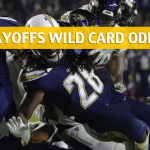Los Angeles Chargers vs Baltimore Ravens Predictions, Picks, Odds, and Betting Preview - NFL Wild Card Round - January 6 2019