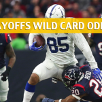 Indianapolis Colts vs Houston Texans Predictions, Picks, Odds, and Betting Preview - NFL Wild Card Round - January 5 2019