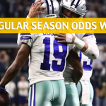 Dallas Cowboys vs New York Giants Predictions, Picks, Odds and Betting Preview - NFL Week 17 - December 30 2018