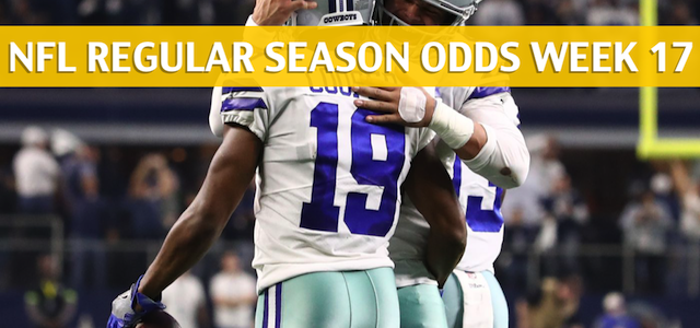 Dallas Cowboys vs New York Giants Predictions, Picks, Odds and Betting Preview – NFL Week 17 – December 30 2018