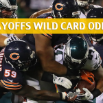 Philadelphia Eagles vs Chicago Bears Predictions, Picks, Odds, and Betting Preview - NFL Wild Card Round - January 6 2019