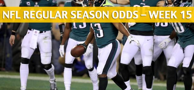 Philadelphia Eagles vs Los Angeles Rams Predictions, Picks, Odds, and Betting Preview – NFL Week 15 – December 16 2018