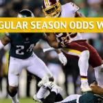 Philadelphia Eagles vs Washington Redskins Predictions, Picks, Odds and Betting Preview - NFL Week 17 - December 30 2018