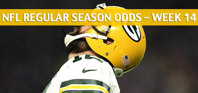 Atlanta Falcons vs Green Bay Packers Predictions, Picks, Odds, and Betting Preview – NFL Week 14 – December 9 2018