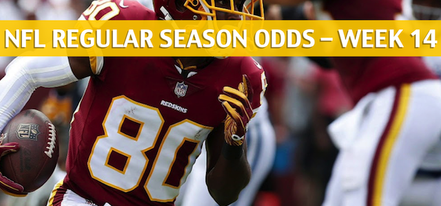 New York Giants vs Washington Redskins Predictions, Picks, Odds, and Betting Preview – NFL Week 14 – December 9 2018