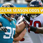 Jacksonville Jaguars vs Houston Texans Predictions, Picks, Odds and Betting Preview - NFL Week 17 - December 30 2018