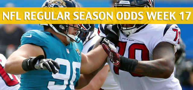 Jacksonville Jaguars vs Houston Texans Predictions, Picks, Odds and Betting Preview – NFL Week 17 – December 30 2018