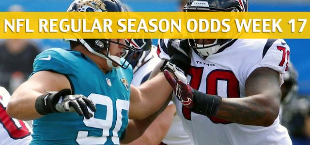 Jacksonville Jaguars vs Houston Texans Predictions, Picks, Odds and Betting Preview – NFL Week 17 – December 30 2018