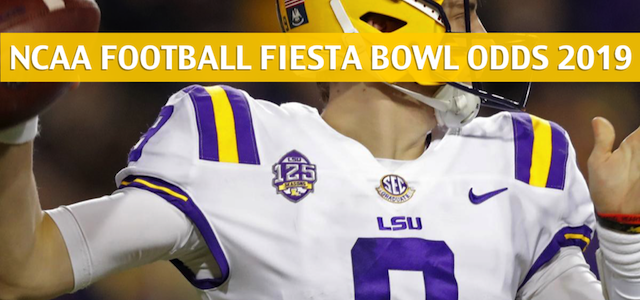 LSU Tigers vs UCF Knights Predictions, Picks, Odds, and Betting Preview – Playstation Fiesta Bowl – January 1 2019