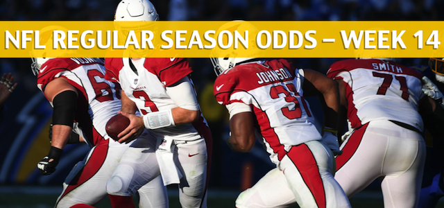 Detroit Lions vs Arizona Cardinals Predictions, Picks, Odds, and Betting Preview – NFL Week 14 – December 9 2018