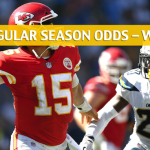 Los Angeles Chargers vs Kansas City Chiefs Predictions, Picks, Odds, and Betting Preview - NFL Week 15 - December 13 2018