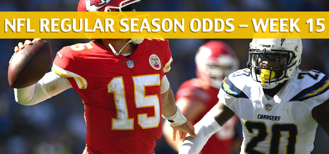 Los Angeles Chargers vs Kansas City Chiefs Predictions, Picks, Odds, and Betting Preview – NFL Week 15 – December 13 2018