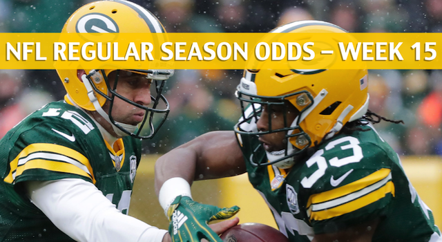 Green Bay Packers vs Chicago Bears Predictions, Picks, Odds, and Betting Preview – NFL Week 15 – December 16 2018