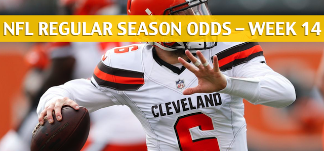 Carolina Panthers vs Cleveland Browns Predictions, Picks, Odds, and Betting Preview – NFL Week 14 – December 9 2018