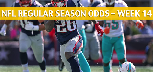 New England Patriots vs Miami Dolphins Predictions, Picks, Odds, and Betting Preview – NFL Week 14 – December 9 2018