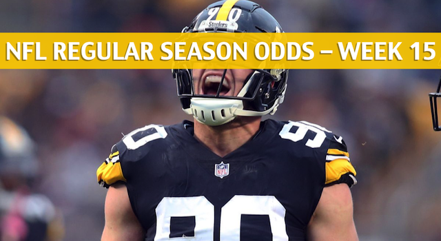 New England Patriots vs Pittsburgh Steelers Predictions, Picks, Odds, and Betting Preview – NFL Week 15 – December 16 2018