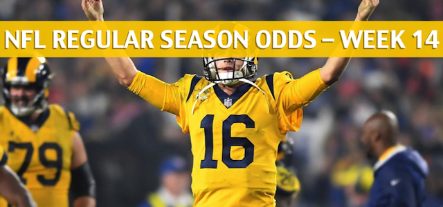 Los Angeles Rams vs Chicago Bears Predictions, Picks, Odds, and Betting Preview – NFL Week 14 – December 9 2018