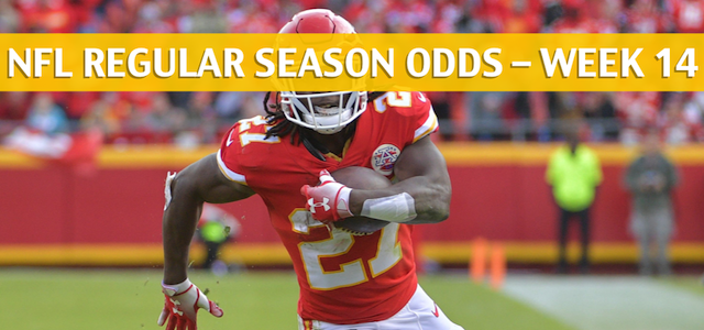 Baltimore Ravens vs Kansas City Chiefs Predictions, Picks, Odds, and Betting Preview – NFL Week 14 – December 9 2018