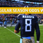 Washington Redskins vs Tennessee Titans Predictions, Picks, Odds and Betting Preview - NFL Week 16 - December 22 2018