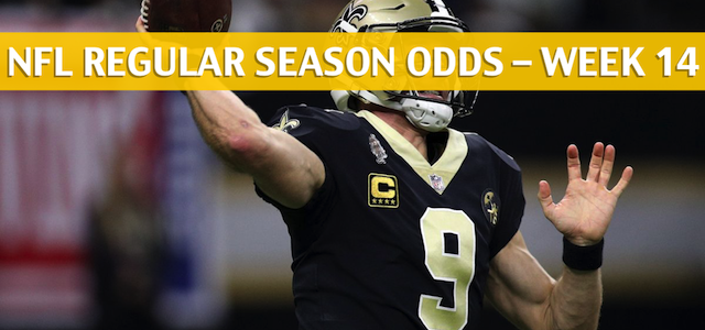 New Orleans Saints vs Tampa Bay Buccaneers Predictions, Picks, Odds, and Betting Preview – NFL Week 14 – December 9 2018