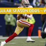 Seattle Seahawks vs San Francisco 49ers Predictions, Picks, Odds, and Betting Preview - NFL Week 15 - December 16 2018