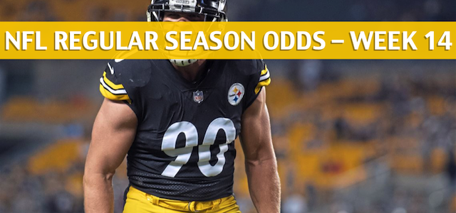 Pittsburgh Steelers vs Oakland Raiders Predictions, Picks, Odds, and Betting Preview – NFL Week 14 – December 9 2018