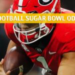 Texas Longhorns vs Georgia Bulldogs Predictions, Picks, Odds, and Betting Preview - Allstate Sugar Bowl - January 1 2019