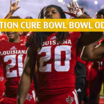 Tulane Green Wave vs Louisiana Lafayette Ragin' Cajuns Predictions, Picks, Odds, and Betting Preview - AutoNation Cure Bowl - December 15 2018