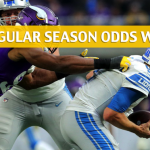 Minnesota Vikings vs Detroit Lions Predictions, Picks, Odds and Betting Preview – NFL Week 16 – December 23 2018