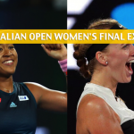 2019 Australian Open Women's Final Expert Picks and Predictions