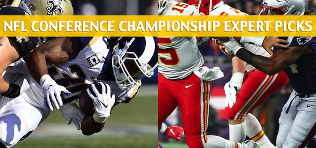NFL Conference Championship Games Expert Picks and Predictions – January 20 2019