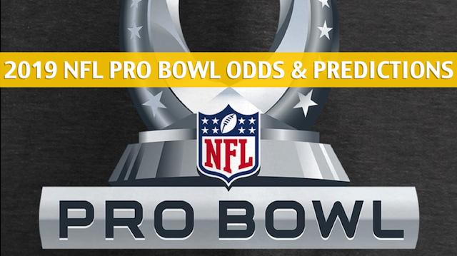 2019 NFL Pro Bowl Predictions / Picks / Odds / Preview - AFC vs NFC