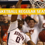 Alabama Crimson Tide vs Auburn Tigers Predictions, Picks, Odds, and NCAA Basketball Betting Preview - February 2 2019