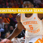 Alabama Crimson Tide vs Tennessee Volunteers Predictions, Picks, Odds, and NCAA Basketball Betting Preview - January 19 2019