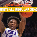 Arkansas Razorbacks vs LSU Tigers Predictions, Picks, Odds, and NCAA Basketball Betting Preview - February 2 2019