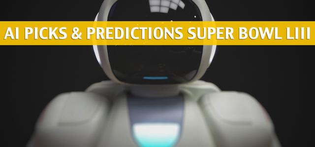AI Super Bowl Predictions – Artificial Intelligence Picks for Super Bowl 53