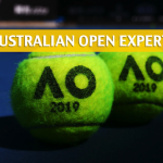 2019 Australian Open Tennis Expert Picks and Predictions - Men's Singles