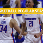 Boise State Broncos vs Nevada Wolf Pack Predictions, Picks, Odds, and NCAA Basketball Betting Preview – February 2 2019