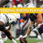 Los Angeles Chargers vs New England Patriots Predictions, Picks, Odds, and Betting Preview - NFL Divisional Round Playoff - January 13 2019