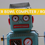 Computer Super Bowl Predictions 2019 - Super Bowl LIII Robot Picks