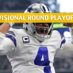 Dallas Cowboys vs Los Angeles Rams Predictions, Picks, Odds, and Betting Preview - NFL Divisional Round Playoff - January 12 2019
