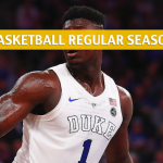 Duke Blue Devils vs Florida State Seminoles Predictions, Picks, Odds, and NCAA Basketball Betting Preview – January 12 2019